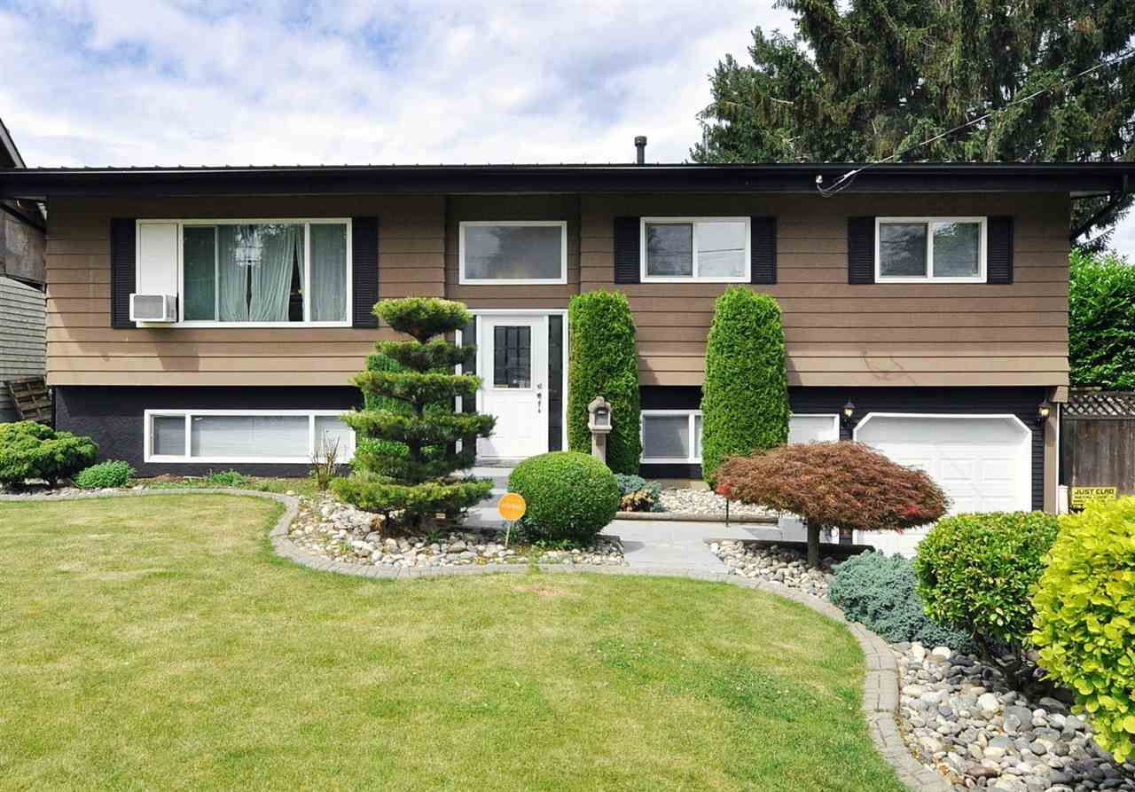 Main Photo: 2487 Lilac Cr. in Abbotsford: Abbotsford West House for rent
