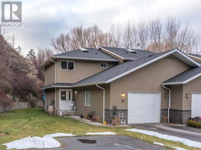 Main Photo: 13 - 650 ELLIS AVE in NARAMATA: House for sale : MLS®# 176124