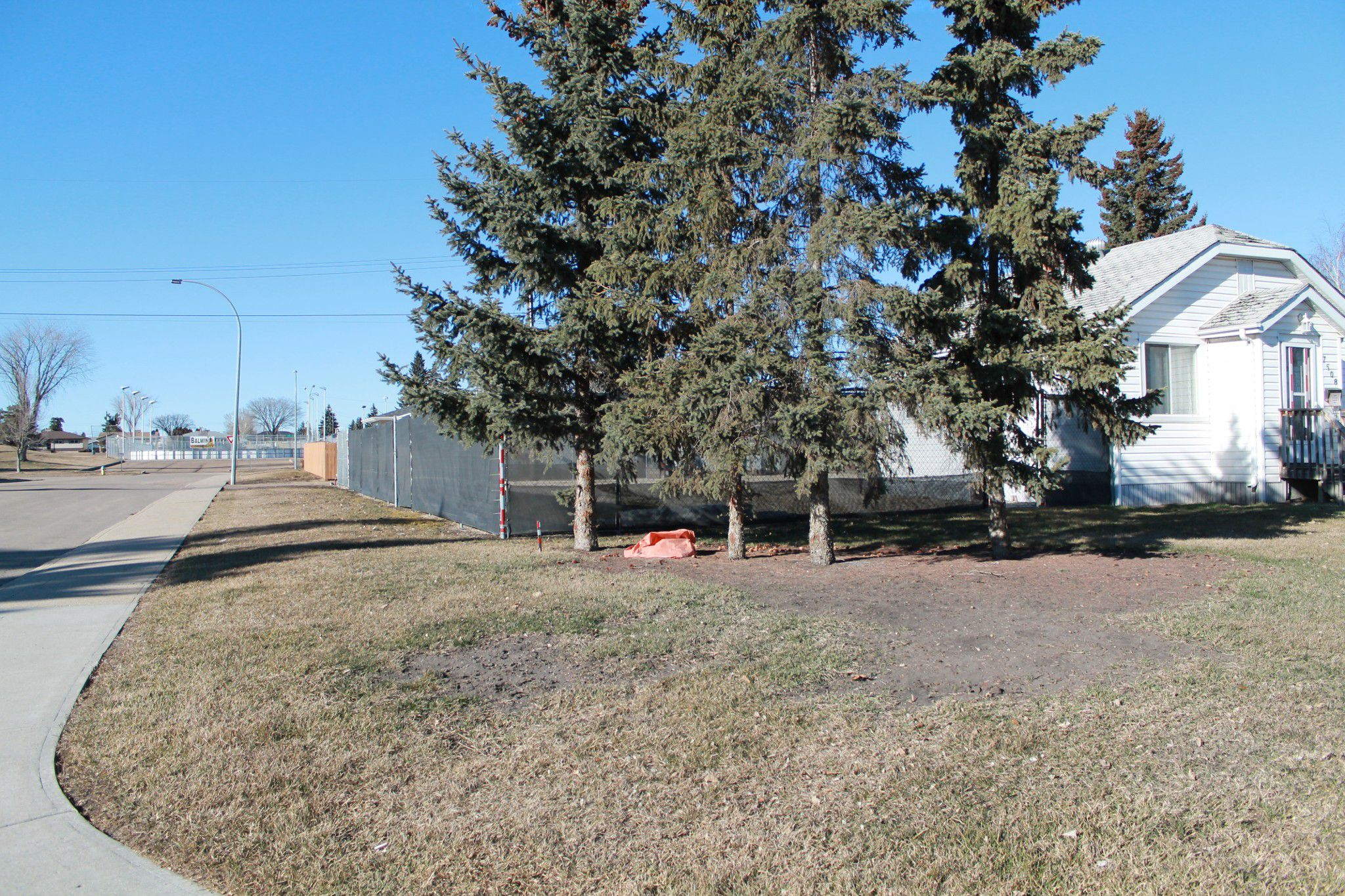 Main Photo: 7508 128 Avenue NW in Edmonton: Balwin Vacant Lot for sale