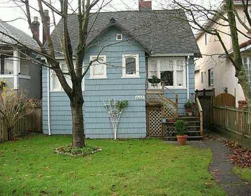 Main Photo: 6163 CHESTER Street in Vancouver East: Fraser VE Home for sale ()  : MLS®# V622286