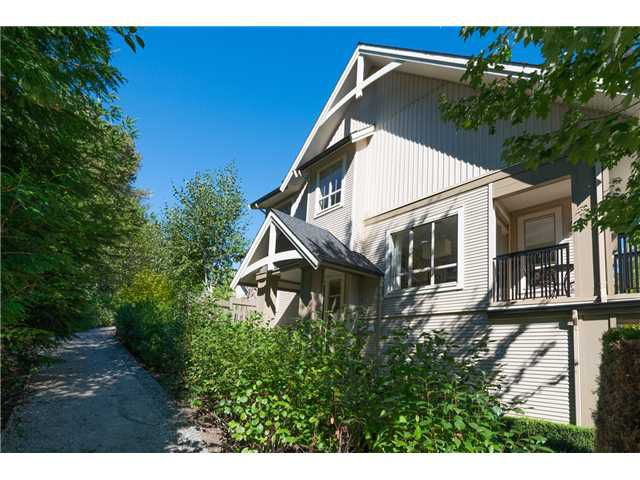 """Main Photo: 39 1362 PURCELL Drive in Coquitlam: Westwood Plateau Townhouse for sale in """"DAYANEE SPRINGS WHITETAIL LANE"""" : MLS®# V1026814"""