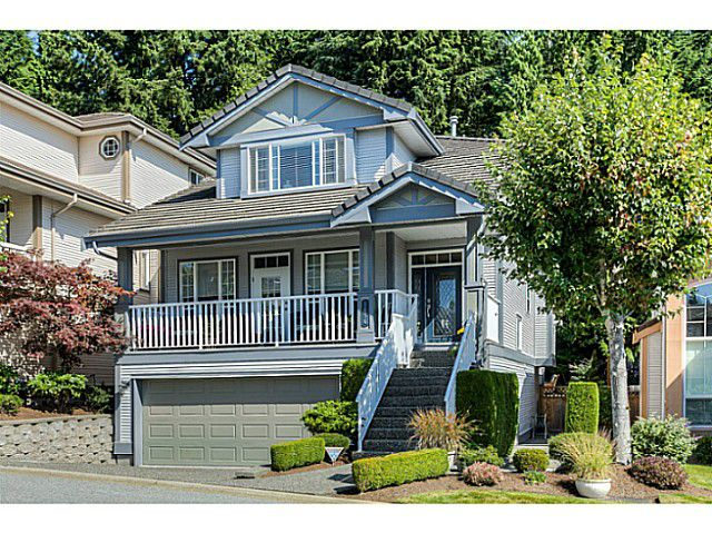 "Main Photo: 1856 HAMPTON Grove in Coquitlam: Westwood Plateau House for sale in ""Hampton Estates"" : MLS®# V1082260"