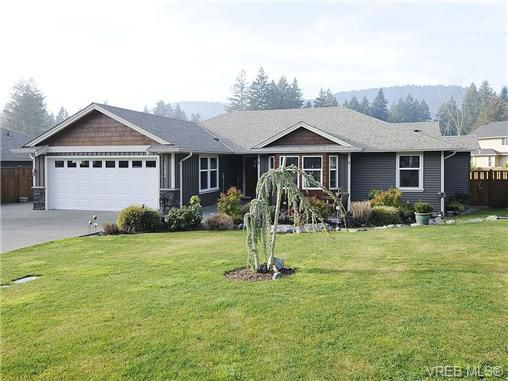 Main Photo: 3542 Twin Cedars Drive in COBBLE HILL: ML Cobble Hill Single Family Detached for sale (Malahat & Area)  : MLS®# 341861