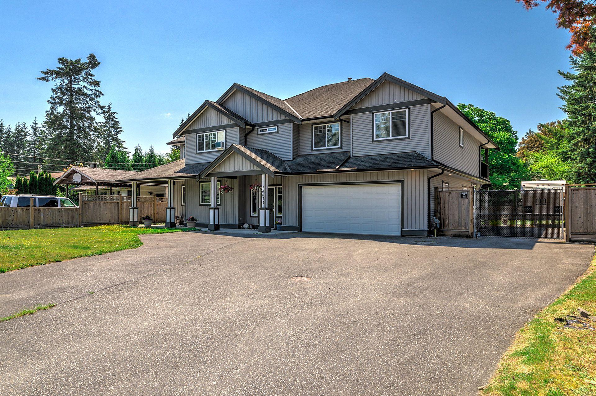 Main Photo: 20874 Camwood Avenue in Maple Ridge: Southwest Maple Ridge House for sale : MLS®# R2282007