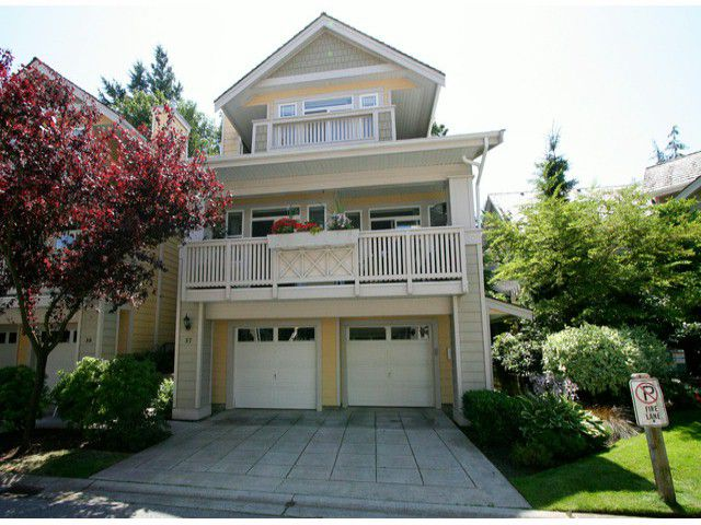"""Main Photo: 37 2588 152 Street in Surrey: King George Corridor Townhouse for sale in """"WOODGROVE"""" (South Surrey White Rock)  : MLS®# F1317040"""