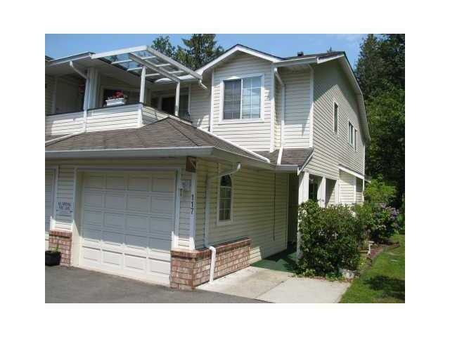 Main Photo: # 117 22515 116TH AV in Maple Ridge: East Central Condo for sale : MLS®# V1033272