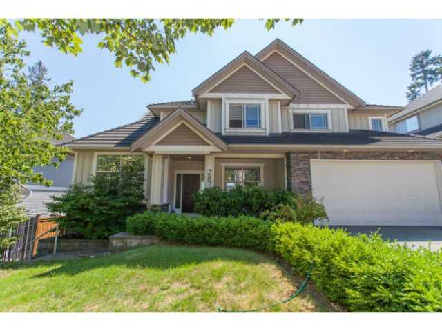 Main Photo: 2876 McLaren Court in Coquitlam: Scott Creek House for sale : MLS®# V1045819