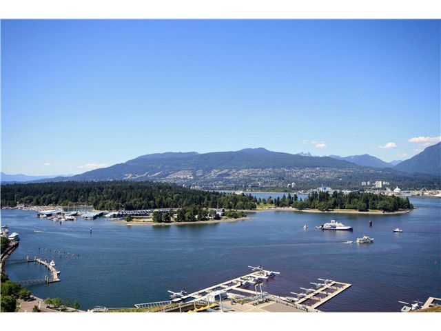 Main Photo: # 2509 1011 W CORDOVA ST in Vancouver: Coal Harbour Condo for sale (Vancouver West)  : MLS®# V1099167
