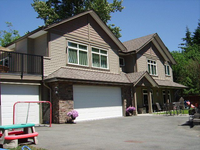 Main Photo: 33471 CHERRY AV in Mission: Mission BC House for sale : MLS®# F1441713