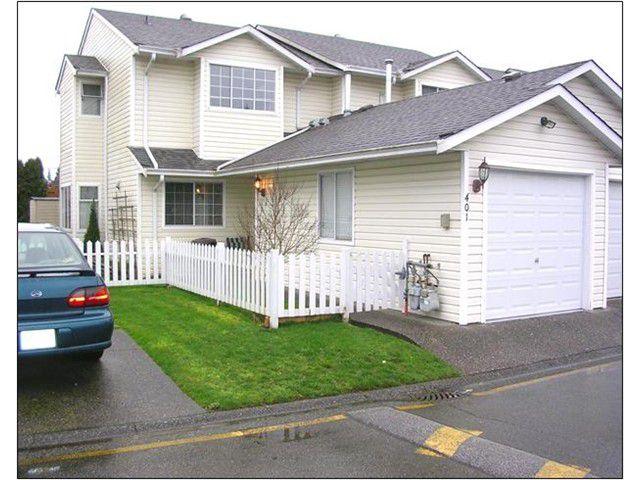 Main Photo: # 401 - 20675 118TH AV in Maple Ridge: Southwest Maple Ridge Townhouse for sale : MLS®# V1117796