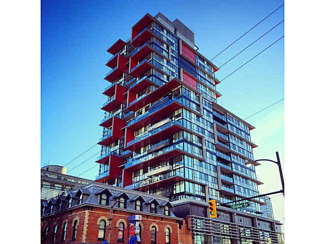 Main Photo: 1202 1325 ROLSTON STREET in Vancouver: Downtown VW Condo for sale (Vancouver West)  : MLS®# R2087541