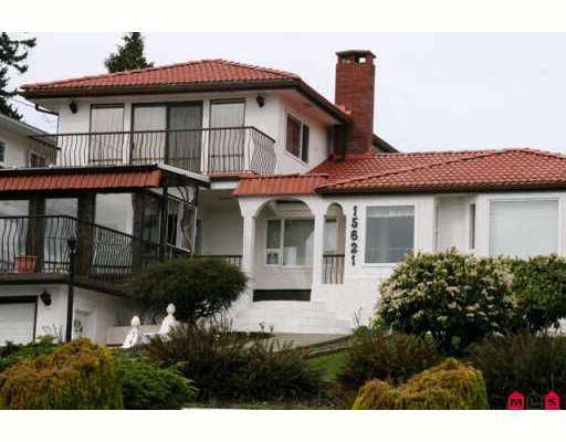 Main Photo: 15621 Cliff av: White Rock House for sale (South Surrey White Rock)