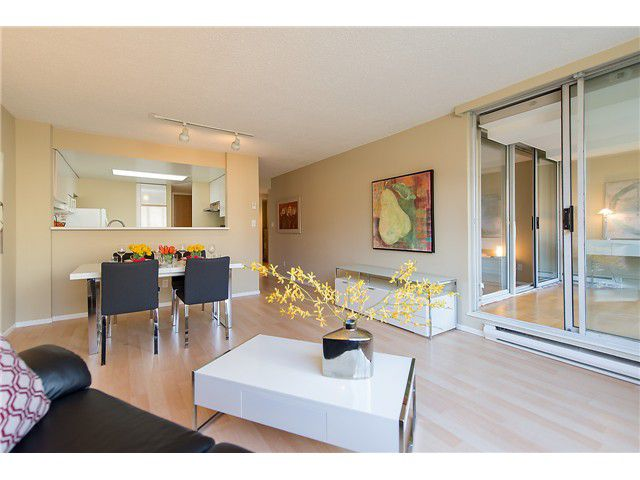 Main Photo: # 510 1500 HOWE ST in Vancouver: Yaletown Condo for sale (Vancouver West)  : MLS®# V1106076