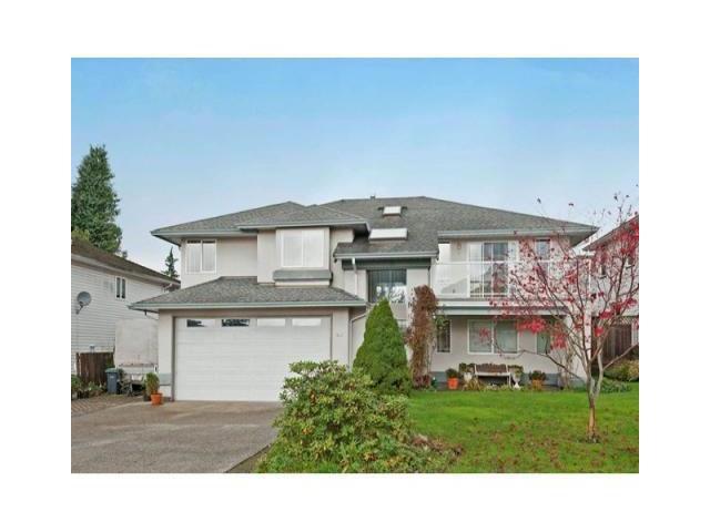 Main Photo: 647 NICOLA AV in Coquitlam: Coquitlam West House for sale : MLS®# V1110174
