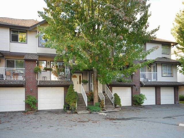 Main Photo: LOBB AVENUE in PORT COQ: Mary Hill Townhouse for sale (Port Coquitlam)