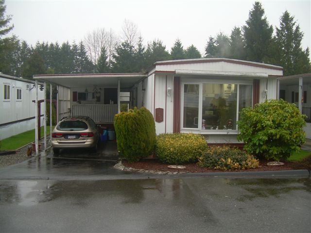 """Main Photo: 326 1840 160 Street in Surrey: King George Corridor Manufactured Home for sale in """"Breakaway Bays"""" (South Surrey White Rock)  : MLS®# F1300600"""