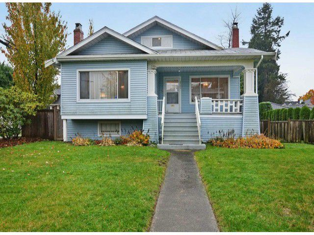 Main Photo: 2708 W 33RD AV in Vancouver: MacKenzie Heights House for sale (Vancouver West)  : MLS®# V1091983