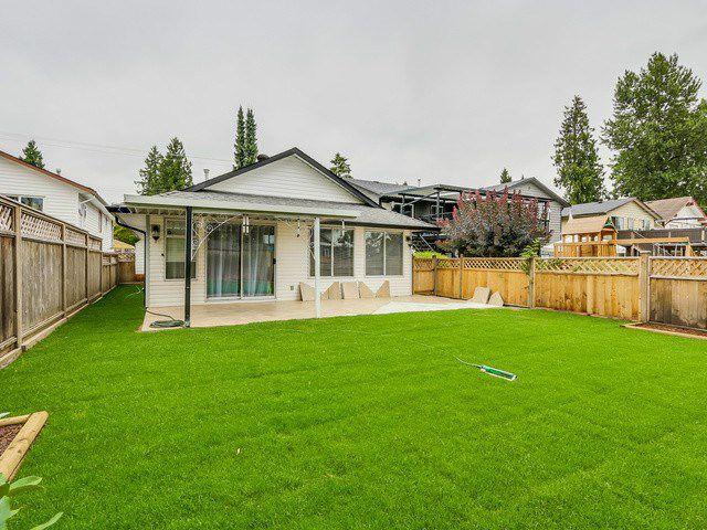 Main Photo: 1816 COQUITLAM AV in Port Coquitlam: Glenwood PQ House for sale : MLS®# V1134944