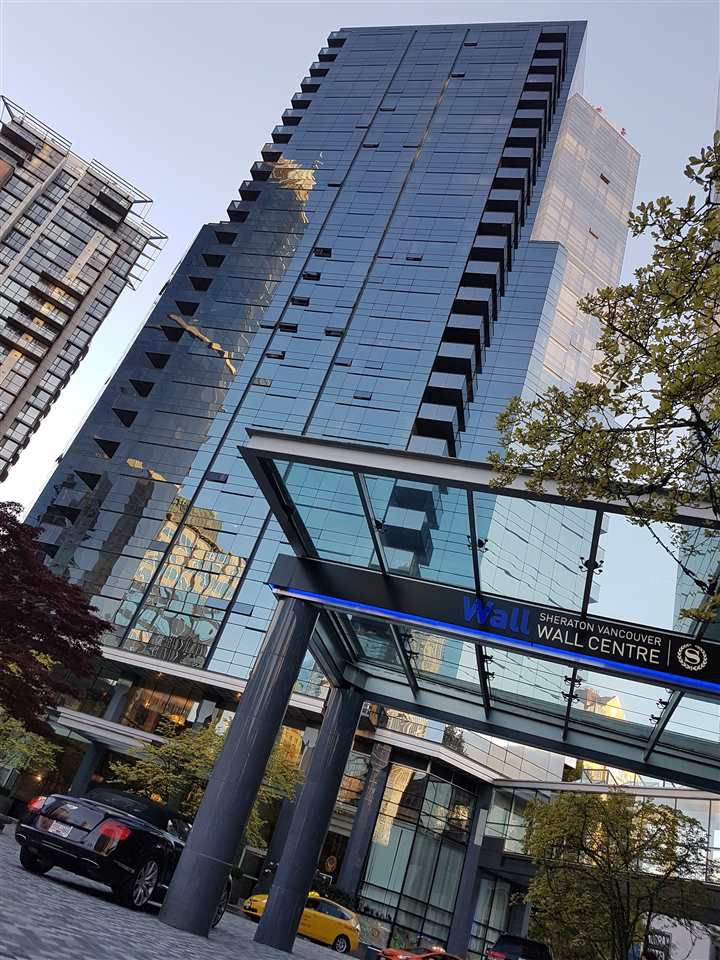 Main Photo: 806 1050 BURRARD STREET in Vancouver: Downtown VW Condo for sale (Vancouver West)  : MLS®# R2160903