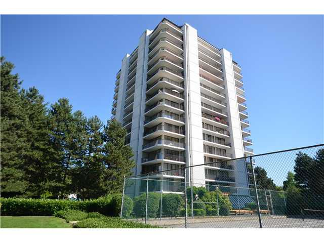 Main Photo: 1002 6455 WILLINGDON Avenue in Burnaby: Metrotown Condo for sale (Burnaby South)  : MLS®# V967708