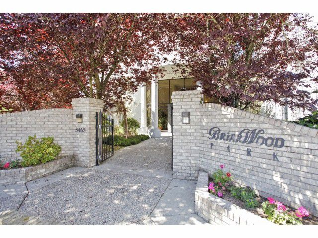 """Main Photo: # 107 5465 201 ST in Langley: Langley City Condo for sale in """"BriarWood Park"""" : MLS®# F1317281"""