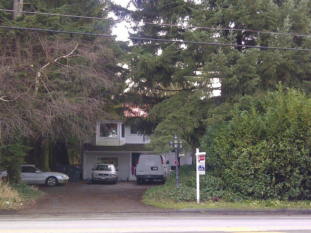 """Main Photo: 16432 24TH AV in Surrey: Grandview Surrey House for sale in """"GRANDVIEW HEIGHTS Area NCP 2"""" (South Surrey White Rock)  : MLS®# F1320562"""