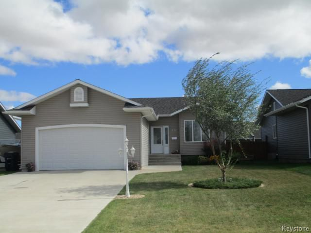 Main Photo: 232 barker Street in DAUPHIN: Manitoba Other Residential for sale : MLS®# 1320489