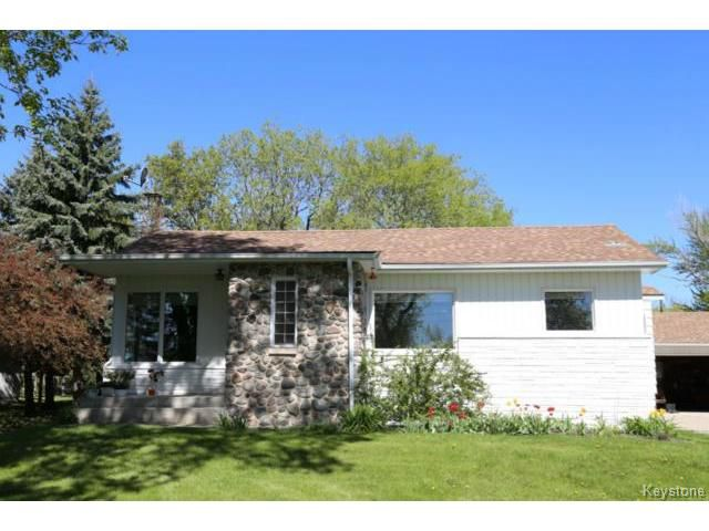 Main Photo: 1110 River Road in : City of Selkirk Single Family Detached for sale (Manitoba Other)  : MLS®# 1513989