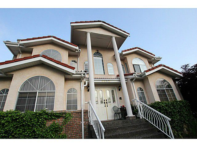 Main Photo: 8812 Yarrow Place in Burnaby: The Crest House for sale (Burnaby East)  : MLS®# V1122267
