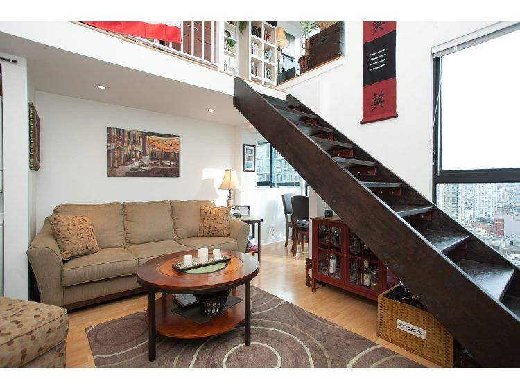 Main Photo: 1010 1238 SEYMOUR STREET in Vancouver: Downtown VW Condo for sale (Vancouver West)  : MLS®# R2027800