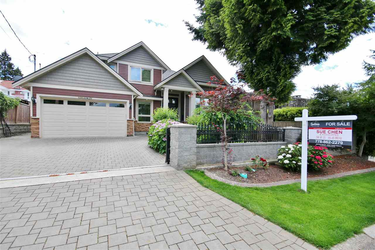 Main Photo: 11420 PEMBERTON CRESCENT in Delta: Annieville House for sale (N. Delta)  : MLS®# R2087620