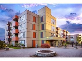 Main Photo: 411 12075 228 Street in Maple Ridge: East Central Condo for sale : MLS®# R2148776