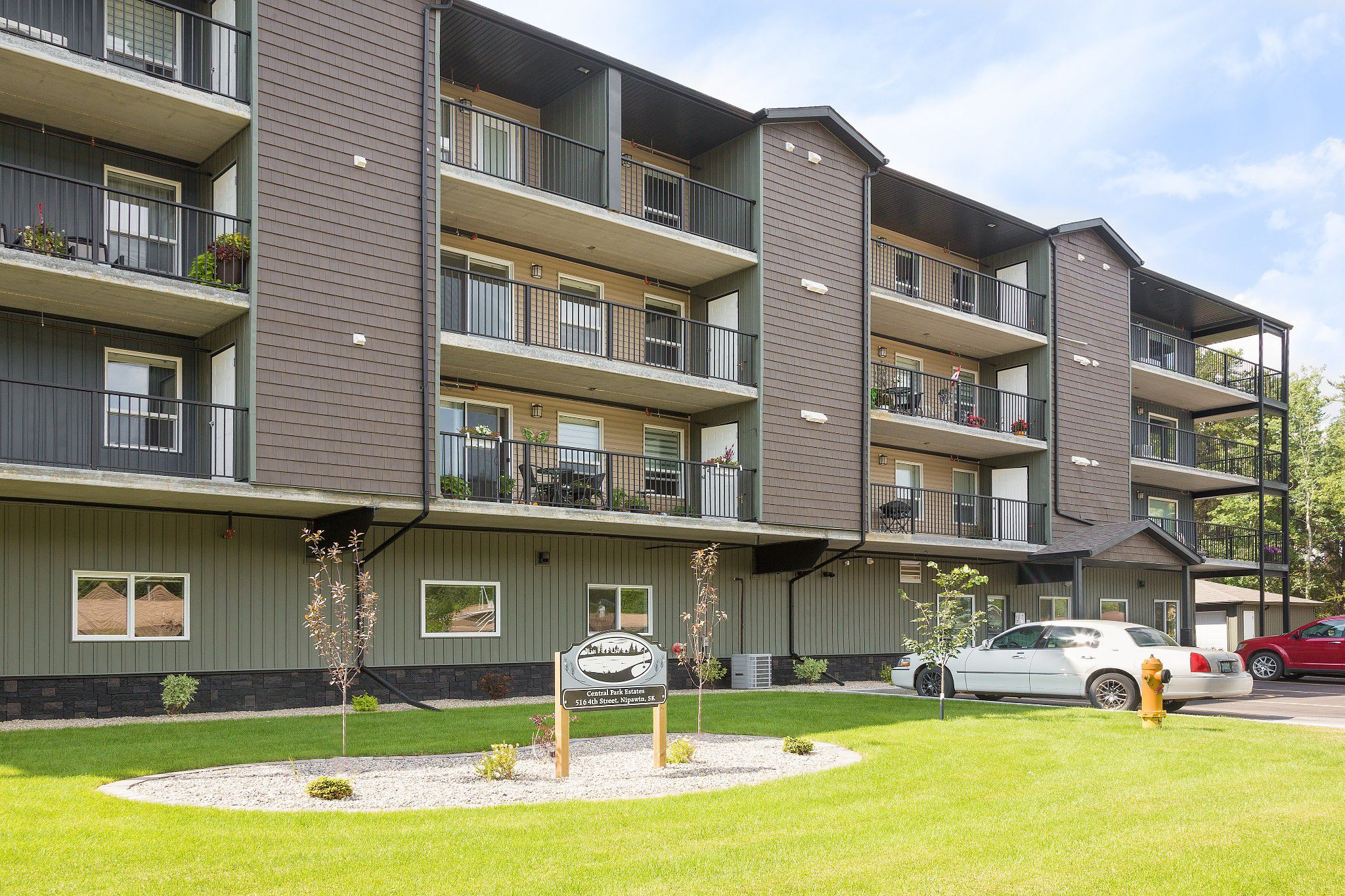 Main Photo:  in Nipawin: Condominium for sale
