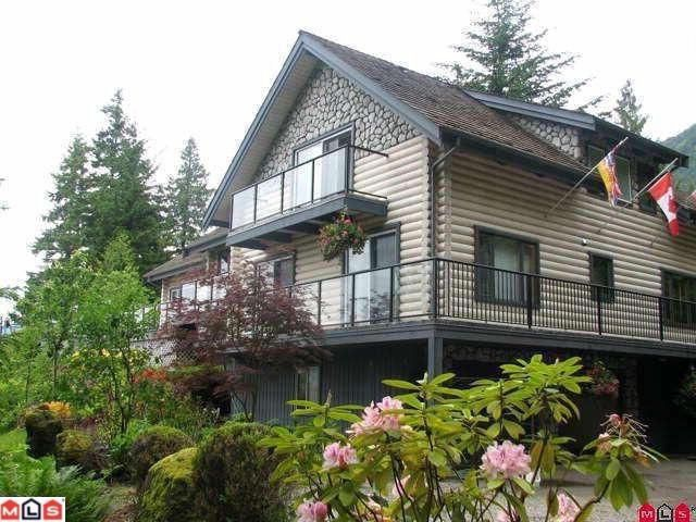 Main Photo: 6285 ROCKWELL Drive: Harrison Hot Springs House for sale : MLS®# H1202283