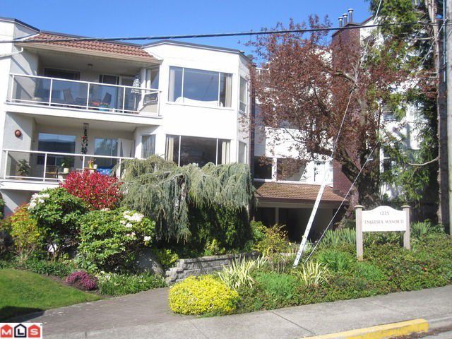 "Main Photo: 301 1225 MERKLIN Street: White Rock Condo for sale in ""Englsea Manor II"" (South Surrey White Rock)  : MLS®# F1223397"