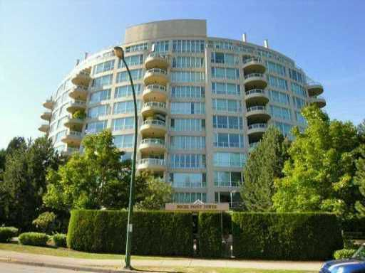"""Main Photo: 705 995 ROCHE POINT Drive in North Vancouver: Roche Point Condo for sale in """"ROCHE POINT TOWER"""" : MLS®# V986195"""
