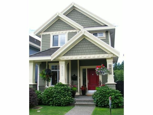 """Main Photo: 3423 148TH Street in Surrey: King George Corridor House for sale in """"Elgin Brook"""" (South Surrey White Rock)  : MLS®# F1314044"""