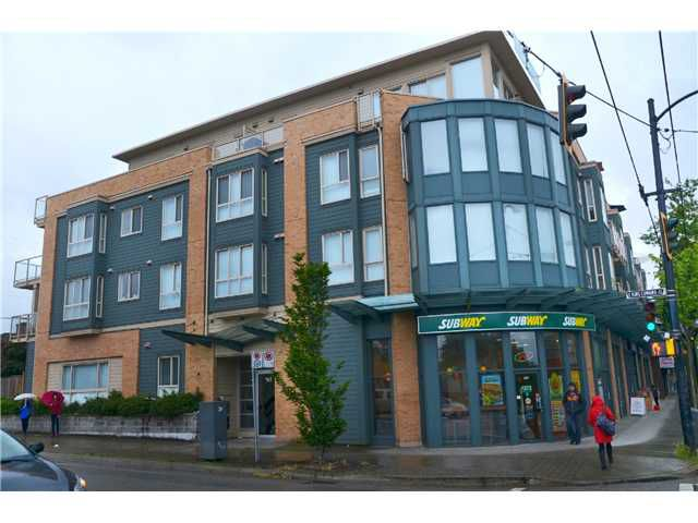 """Main Photo: 202 702 E KING EDWARD Avenue in Vancouver: Fraser VE Condo for sale in """"THE MAGNOLIA"""" (Vancouver East)  : MLS®# V1022766"""