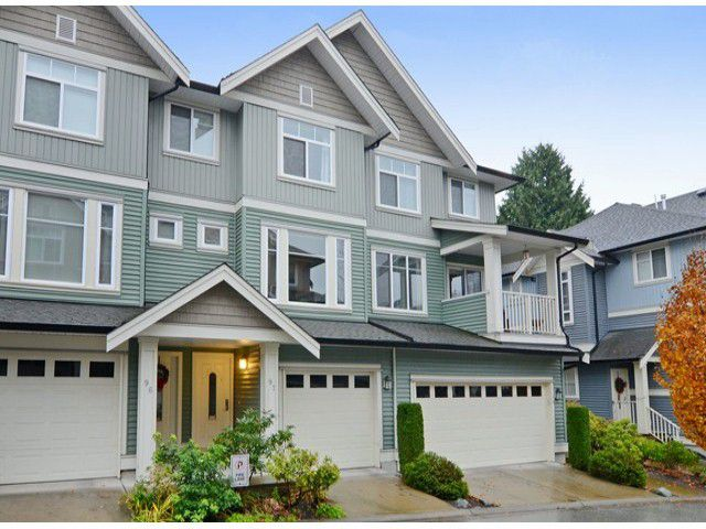Main Photo: #97 - 6575 192nd Street in Cloverdale: Clayton Townhouse for sale : MLS®# V4N 5T8