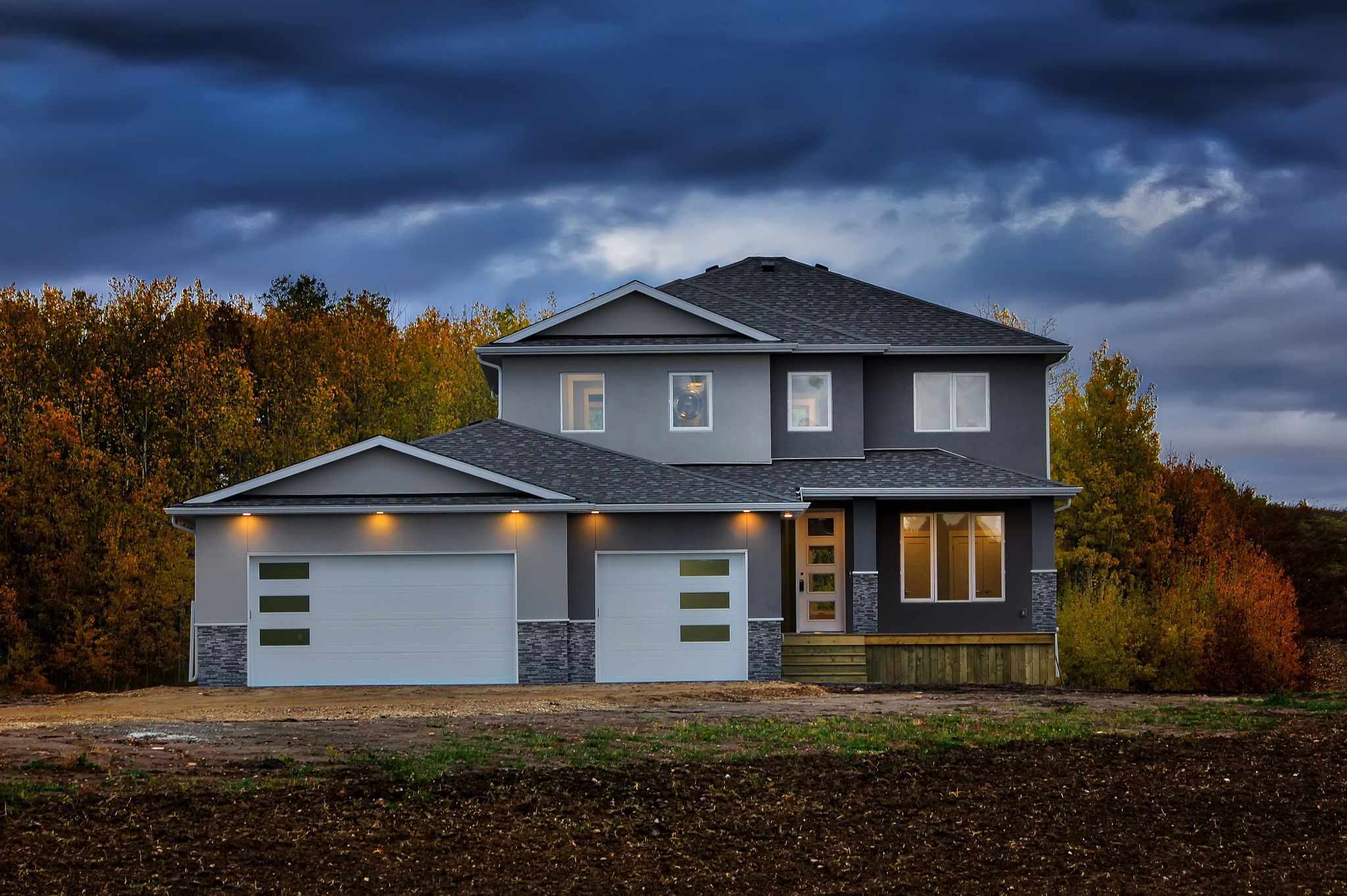 Main Photo: 17 54514 12 Range in Rural Lac Ste. Anne County: Tuscany Hills House for sale
