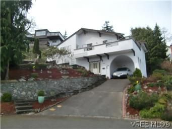 Main Photo: 1569 Burnley Place in VICTORIA: SE Mt Doug Single Family Detached for sale (Saanich East)  : MLS®# 306125