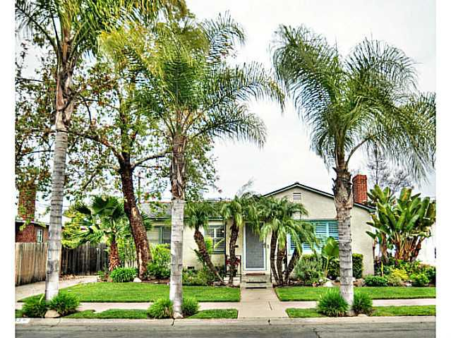 Main Photo: House for sale : 3 bedrooms : 4833 Filipo St in San Diego