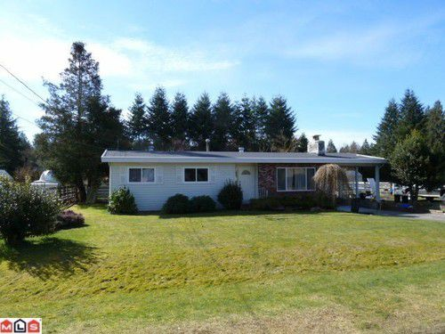 Main Photo: 24634 56A Ave in Langley: Salmon River Home for sale ()  : MLS®# F1107429
