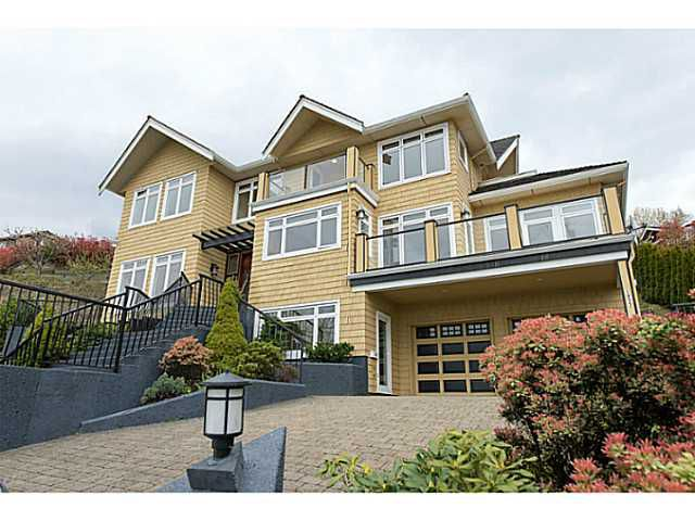 Main Photo: 1922 RUSSET WY in West Vancouver: Queens House for sale : MLS®# V1078624