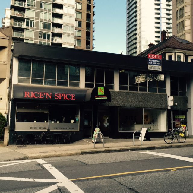 Main Photo: 877 Hamilton Street in Vancouver: Downtown Land Commercial for sale