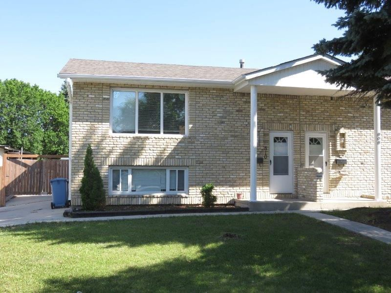 Main Photo: 810 Sheppard Street in Winnipeg: Maples Single Family Attached for sale (4H)  : MLS®# 1818994