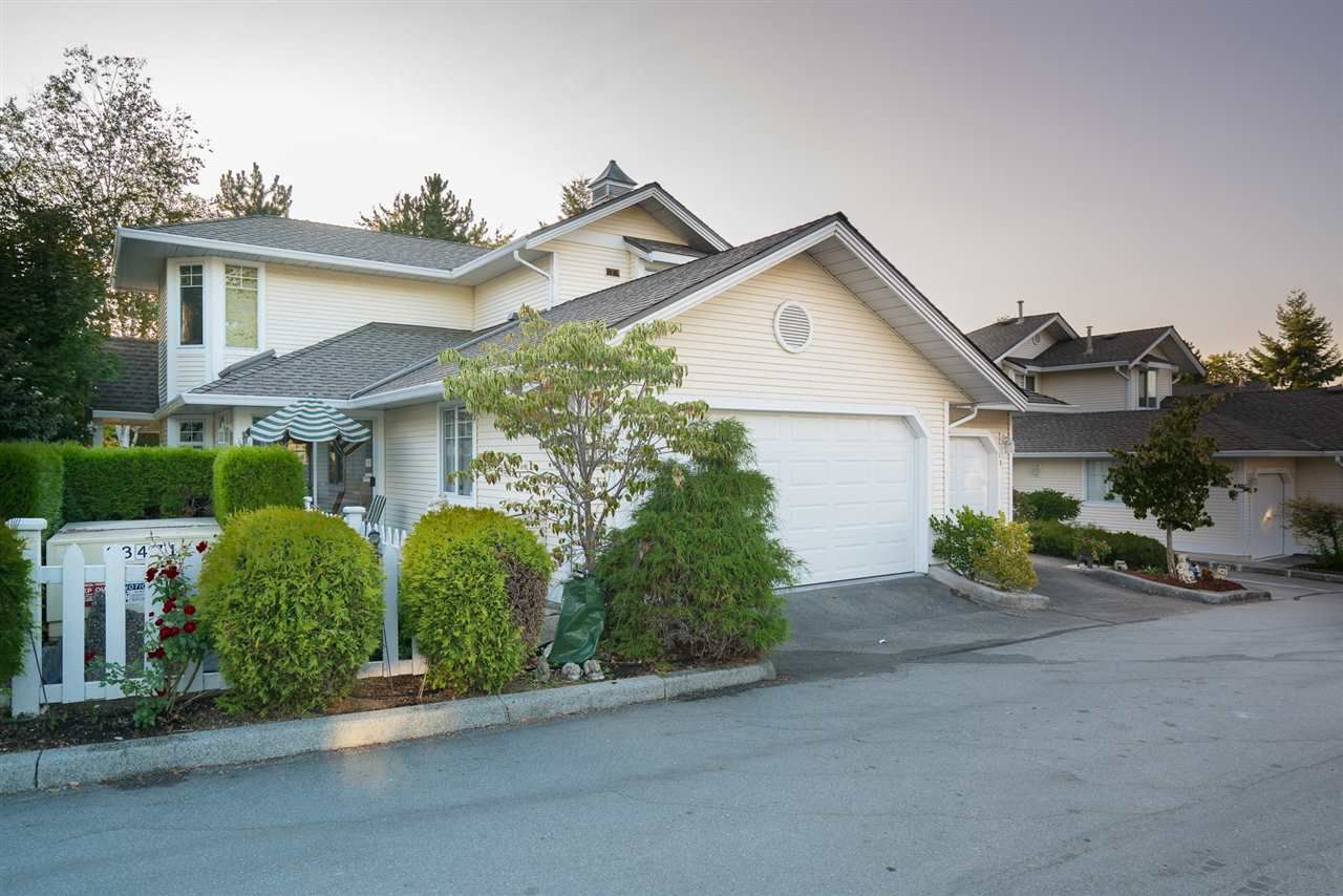 Main Photo: 32 8737 212 STREET in : Walnut Grove Townhouse for sale : MLS®# R2200025