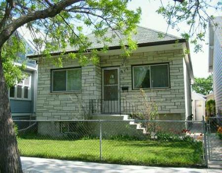 Main Photo: 917 WINNIPEG: Residential for sale (Weston)  : MLS®# 2708159