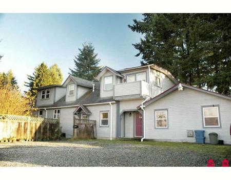 Main Photo: 2771 STATION RD in Abbotsford: House for sale : MLS®# F2832842