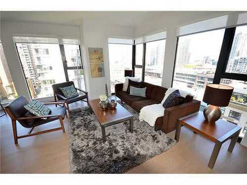 Main Photo: 1105 1155 HOMER Street in Vancouver West: Yaletown Home for sale ()  : MLS®# V961853